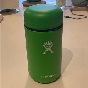 Hydro Flask 18oz food Thermos